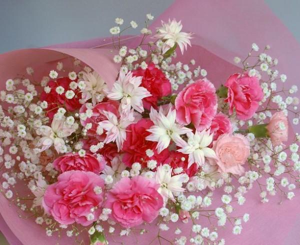 感謝を花言葉で伝えたい時におすすめの7つのお花☆