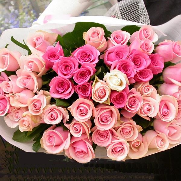 ばらの花の素敵なアレンジ☆花言葉を織り交ぜる7例