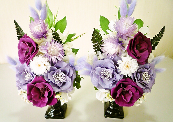 仏花にブリザーブドフラワーが人気!おすすめできるその理由