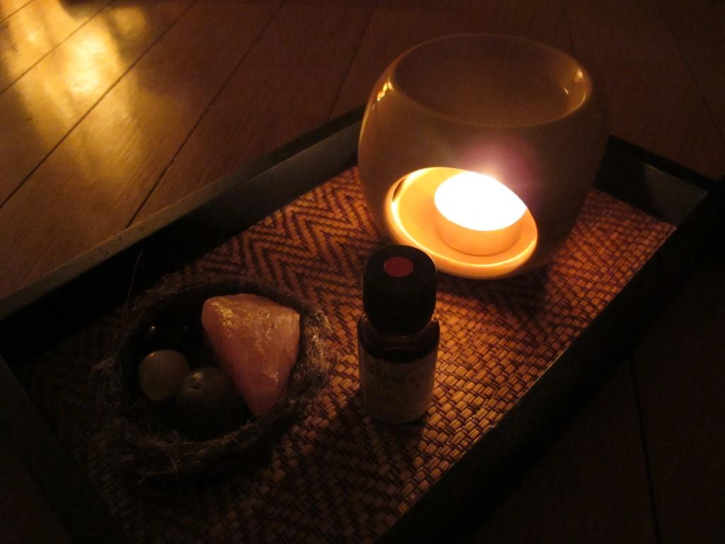 アロマポットの活用法☆夏を快適にする7つの香り