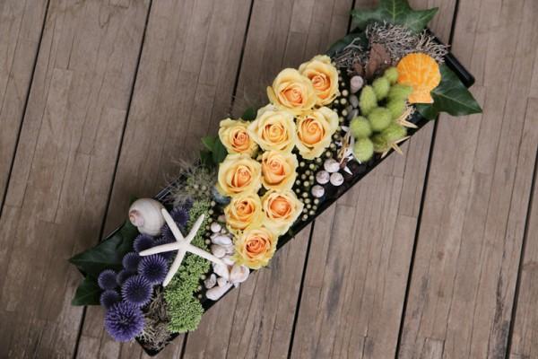 夏の花のお中元☆美しい花束の組み合わせと花言葉