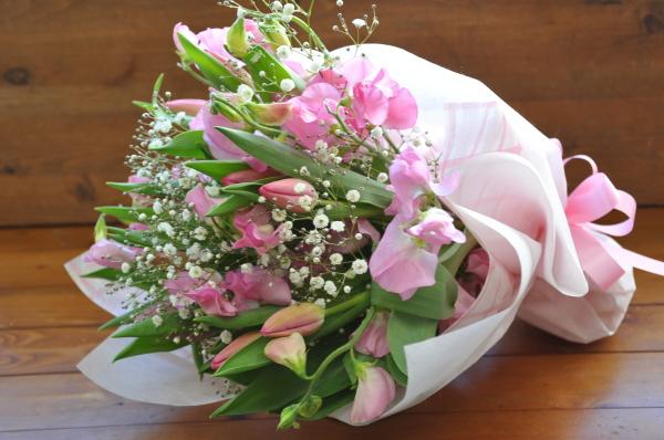 退職のプレゼントに花束を贈るなら☆おススメの花言葉