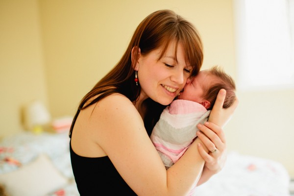 出産祝いに添えるメッセージ☆新米母に響く愛の花言葉