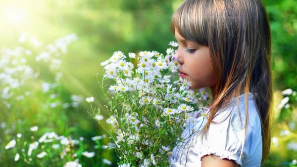 花の名前を付けたい☆女の子へおすすめと花言葉