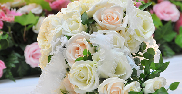 白いバラの花言葉☆贈るシーンと色に隠された豆知識