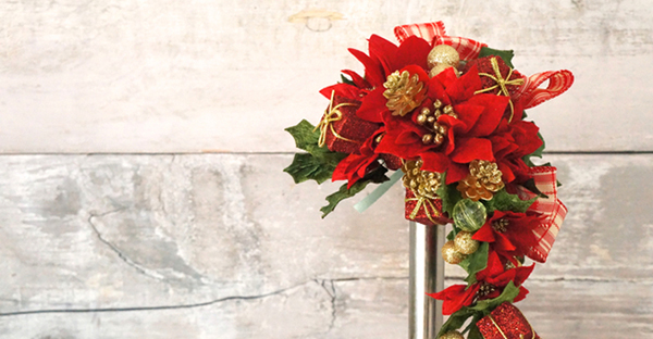 ポインセチアの育て方☆クリスマスに美しく魅せるポイント