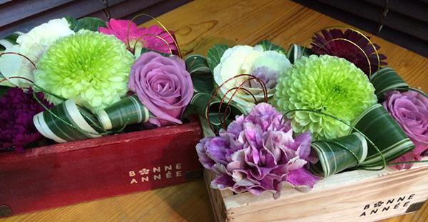 1月の花で部屋に彩り☆来客時に飾りたい7つの植物