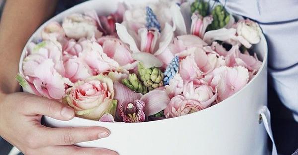 花のプレゼントを贈る☆もらって嬉しい7つのアイデア