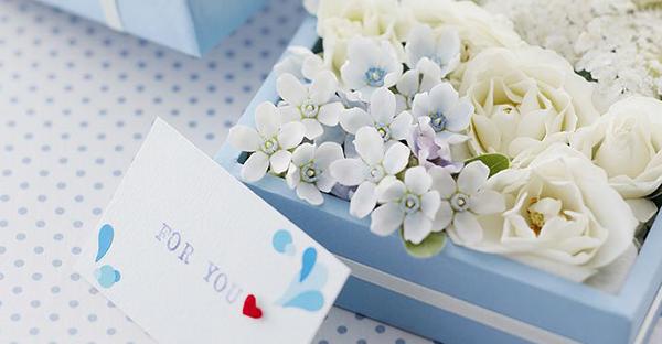 花言葉を添えたフラワーギフト☆気持ちが伝わる7つの方法