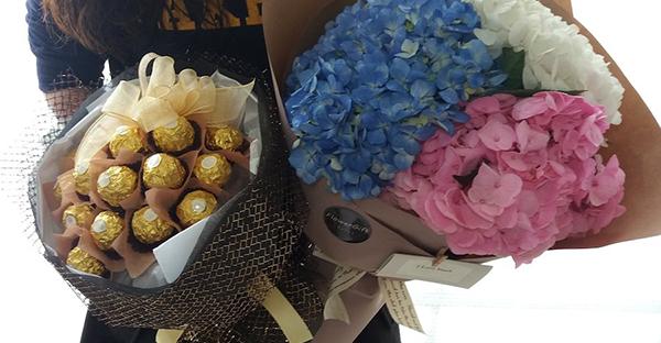 フラワーギフトでお祝い☆シーン別おすすめの花々と贈り方