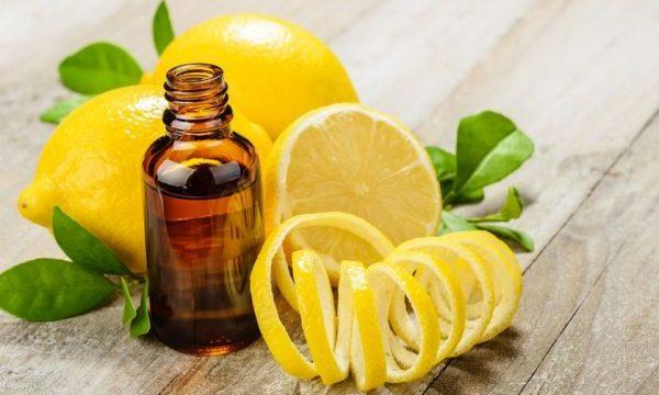 レモンオイルが身体にとっても良い5つのワケ