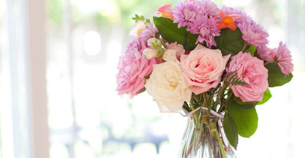花言葉の贈り物☆伝えたいメッセージ別、おすすめの花々