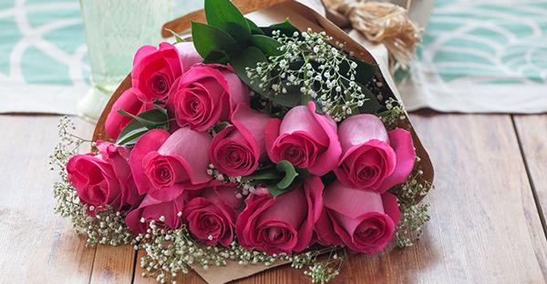誕生日の花束を贈る☆心から感動してもらえるアイデア集