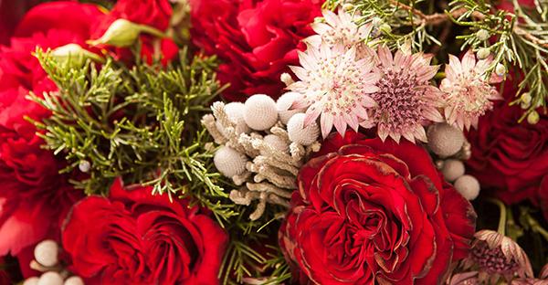 12月に花を贈る☆相手のタイプで選びたい、人気の花々