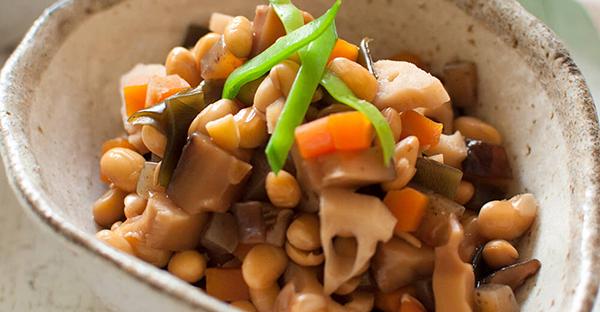 大豆の栄養は家族で摂る☆おすすめの理由と効果的な食べ方