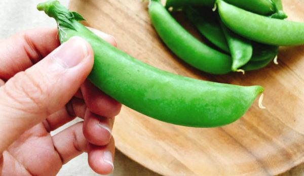 スナップエンドウの育て方と美味しい食べ方