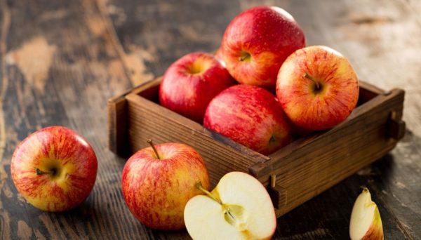 美味しそうなりんごのイメージ